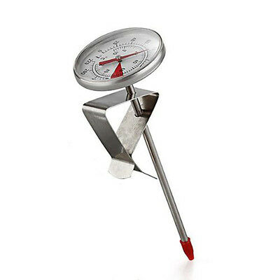 100°C Stainless Steel Cooking Oven Barbecue Food Probe Thermometer Gauge