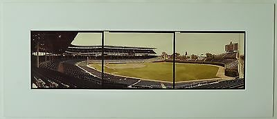 Chicago Cubs, Wrigley Field Panoramic Color Photos