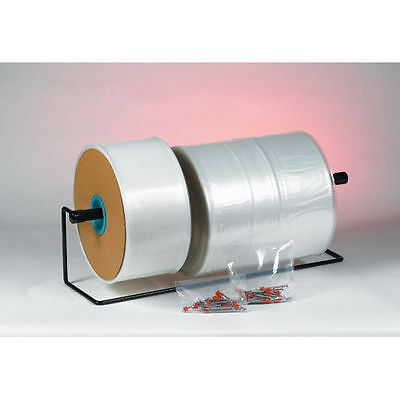 "4 Mil Clear Poly Tubing 9"" x 1075' Single Roll"