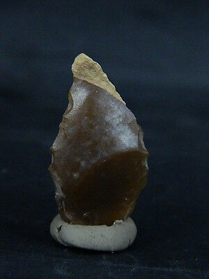 Neolithic Stone Flint Arrow Head 4000 BC