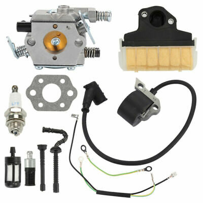 Carburetor Ignition Coil For STIHL MS230 MS250 MS210 021 023 025 Carb Chainsaw