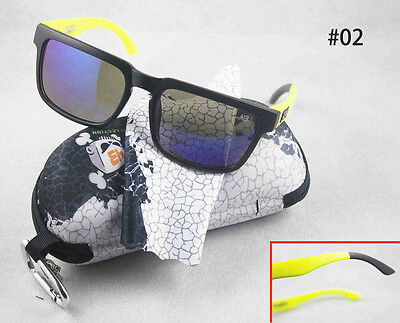 New Mens Womens Outdoor Sports Cycling Vintage Ken Block Sunglasses Eyewear