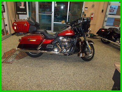 Harley-Davidson : Touring Used 13 Harley Davidson Touring Ultra Limited Security Mount Power Source