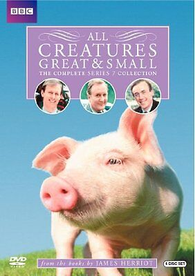 NEW - All Creatures Great & Small: The Complete Series 7 Collection (Repackage)