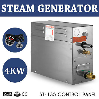 4Kw Dampferzeuger Ce Approved 1 Phase Dampfgenerator Dampfgerät Home Spa