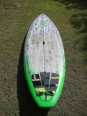 """Sup Starboard Stand Up Paddle Board Carbon Fibre 8'5"""" Pro 106L"""