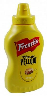 Frenchs Classic Yellow Mustard Senf USA Import 226g