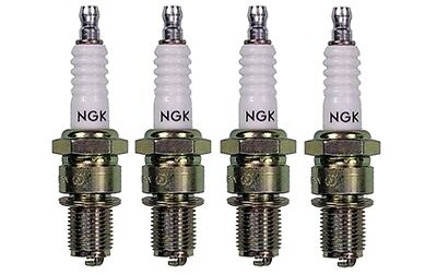 4x NGK Spark Plugs for HONDA 600cc CB600F 98-/>06 No.7502 Hornet