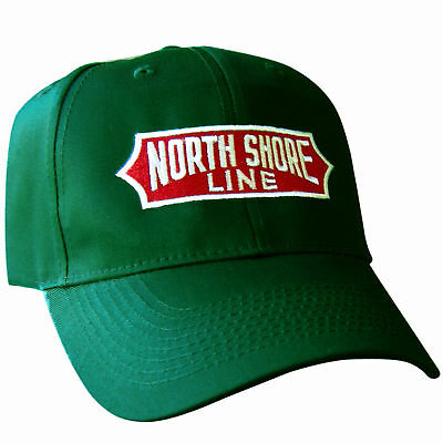 NEW! Embroidered NORTH SHORE LINE Collector's Cap