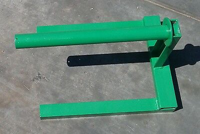 Greenlee 644 Rope Stand with Spring Clip for 17-Inch Dia. Reel -USED-