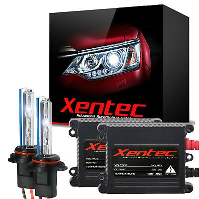 Xentec Xenon Light Slim HID Kit 55W 60000LM for CHEVY H11 9005 9006 5202 9145
