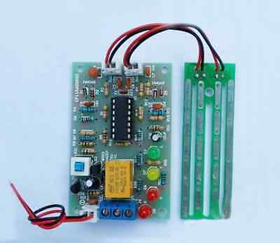 Water Level Detection Sensor Liquid Level Controller Module DIY Kit  ZF Hot