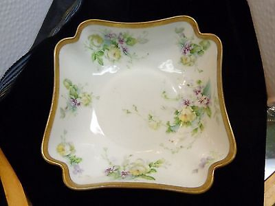 Limoges France Coronet Dish