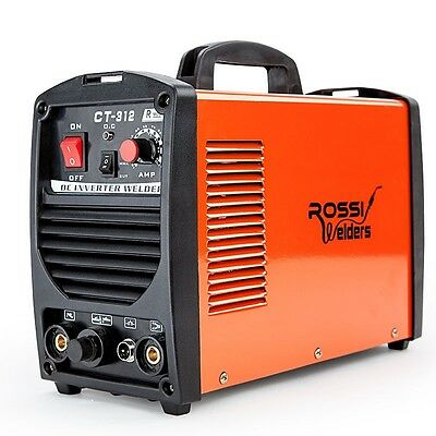 ROSSI CT312 INVERTER WELDER - DC TIG ARC PLASMA CUTTER 240V 50Hz (15A Plug)