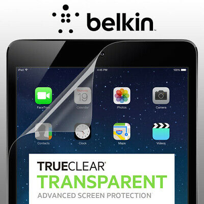 BELKIN TrueClear Screen Protector Force Film Invisi Glass for Apple iPhone iPad