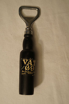Collectable - Vintage - Vat 69 - Bottle Opener