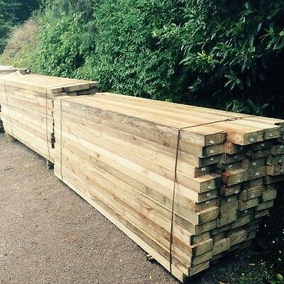 H4 Treated Pine Sleeper 200 x 75mm at 3.0m *Free delivery within 10km