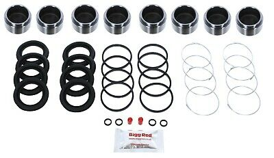 FRONT Brake Caliper Seal & Piston Repair Kit for Renault Master 1980-1998 BRKP27