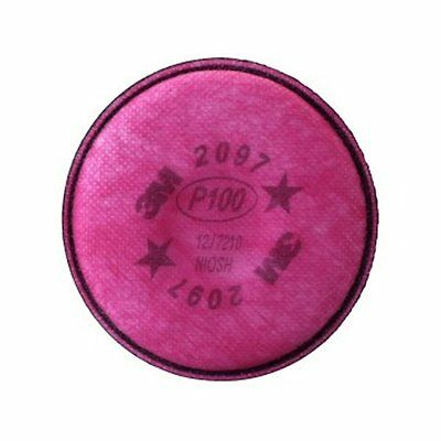 3-M 07184 Particulate Filter Nuisance Organic Vapor Relief Fits 07182, 07183