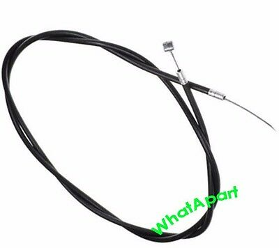 45.5 inch Brake Cable (Black sleeve tube 39.5 in ) for electric & gas scooter