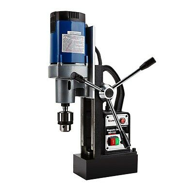 NEW BaumrAG 240v Commercial Magnetic Drill Electric Electro-Mag Base Chuck Power