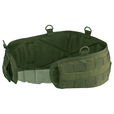 Condor Army Tactical Battle Belt Gen Ii Airsoft Webbing Molle System Olive Drab