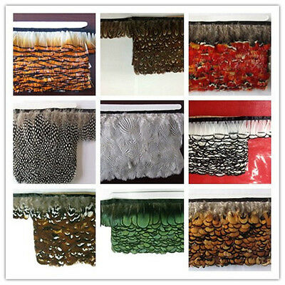 Wholesale beautiful variety of styles 1-10 yards DIY decorative ribbon feather
