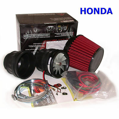 Intake Supercharger Kit Turbo Chip Performance For Honda