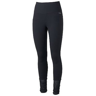 New Ladies Womens Reebok Leggings Gym Fitness Training Pants Joggers Bottoms