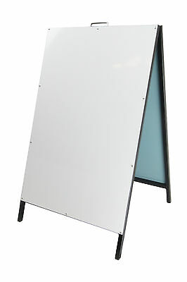 Metal A Frame/Sign Sandwich Board 900x600  DOUBLE SIDE
