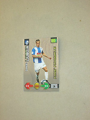 LJUBOJA GRENOBLE  FANS' FAVOURITE Trading card carte ADRENALYN PANINI 2009-2010