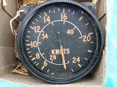 ww2 raf spitfire 420 kt airspeed indicator