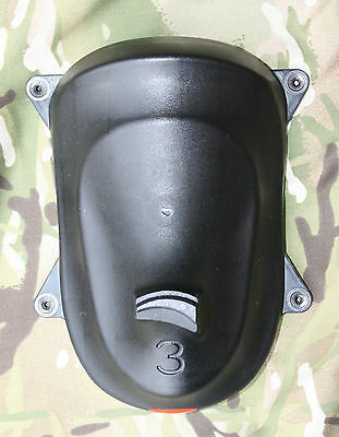 British Army GSR General Service Respirator Haversack Face Plate