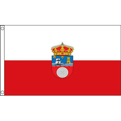 Cantabria Flag 5Ft X 3Ft Spain Spanish Banner With 2 Eyelets New