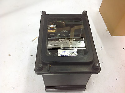 General Electric GE 12IAC51A101A Time Overcurrent Relay NEW OLD STOCK