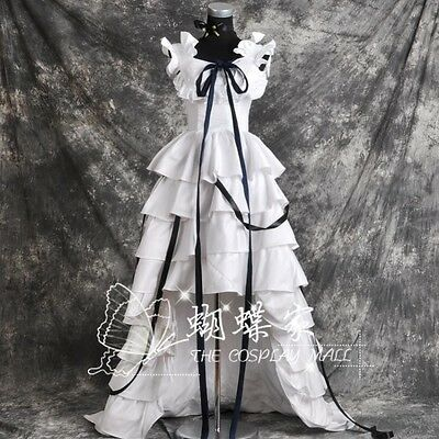 Anime Cosplay : Chobits  Chii Character Costume includes: DRESS - WIG - EARS