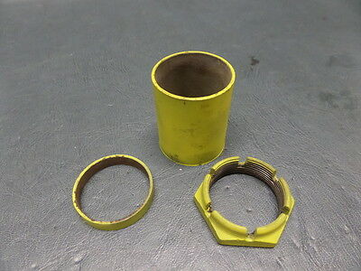 Mooney Aircraft M20K 231 Main Landing Gear Axle Nut And Spacer Ms21025-024