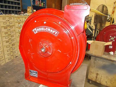 REELCRAFT HOSE REEL 5PG06 / A5850 OLP1, Industrial Duty, 300 PSI