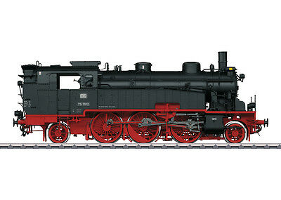 Märklin 55753 steam locomotive BR 75.4 the DB mfx Sound Metal version # in #