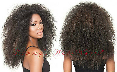 Isis Red Carpet Synthetic Hair Lace Front Wig - RCP717 Afro Kinky 18 Inches