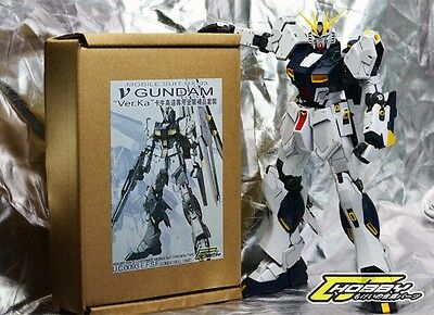 Metal Details Up Parts Set 1/100 MG New RX-93 v Gundam Ver.Ka Model Kit (GOLD)