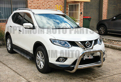 Nissan X-Trail T32 Stainless Steel Nudge Bar 2014-2017