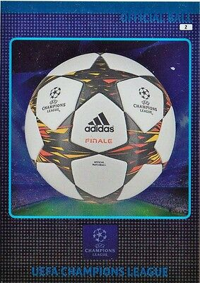 Panini Adrenalyn XL Champions League 2014/2015 Complete Sets- BRAND NEW