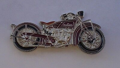 1929 101 Indian Scout Motorcycle Pin