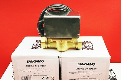 Sangamo Choice 2-port Motorised Zone Valve Pack replacement Honeywell V4043H1056
