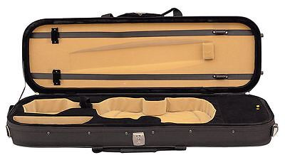 Hidersine Case Violin 4/4  Light Oblong