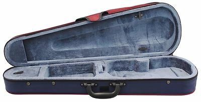 Hidersine Case Violin Shaped Case 4/4