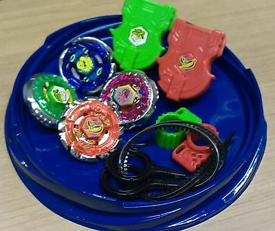 Similar As Beyblade Metal Master Fusion 4D Spinning Tops Battle With Stadium