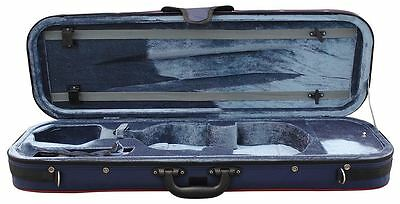 Hidersine Case Violin Oblong  4/4
