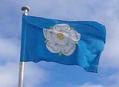 East Riding of Yorkshire 5ft X 3ft Flag 75denier with eyelets for Flagpoles